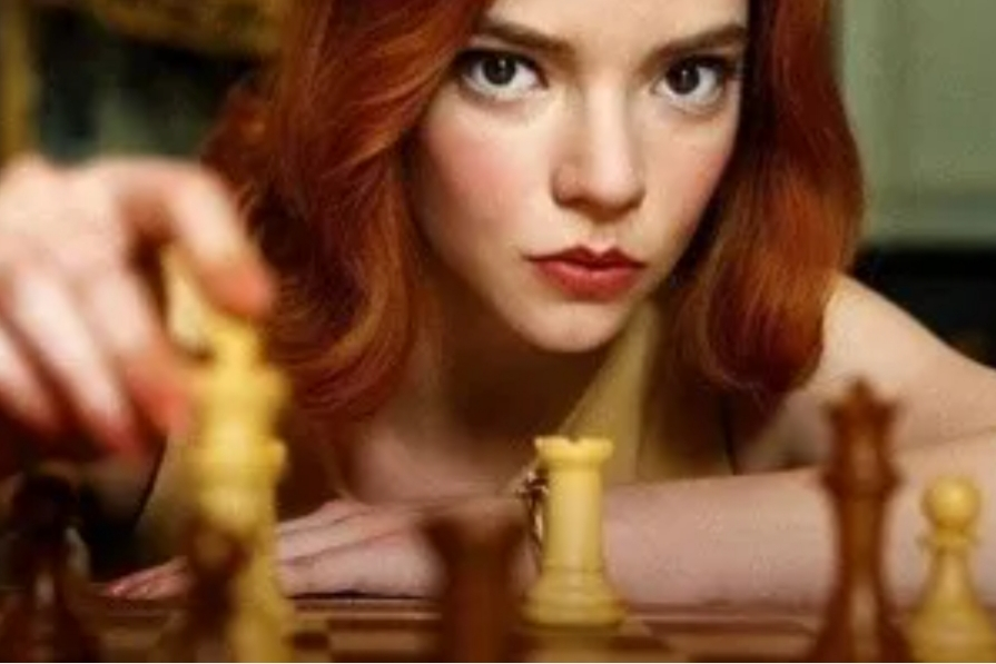 Boom de ventas de tableros de ajedrez por serie de Netflix