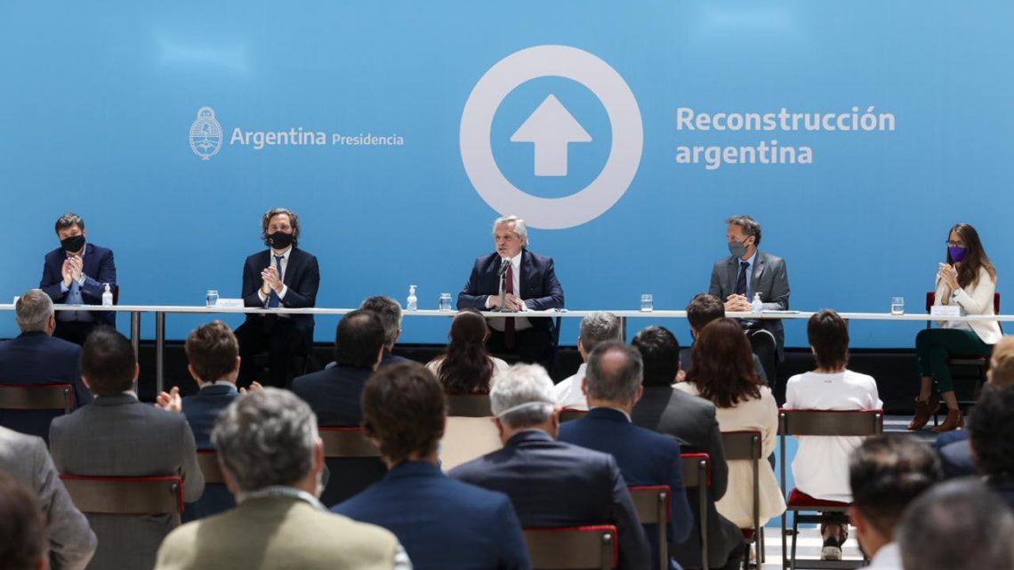 """Alberto Fernández: """"Estamos garantizando que el Estado atienda el crecimiento y desarrollo de los niños"""""""