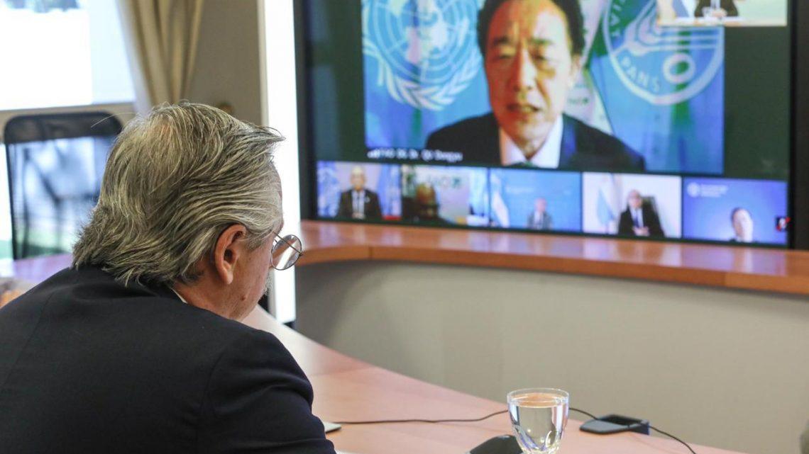 Plan Nacional Argentino contra el Hambre: El Presidente firmó un Memorando de Entendimiento con la FAO