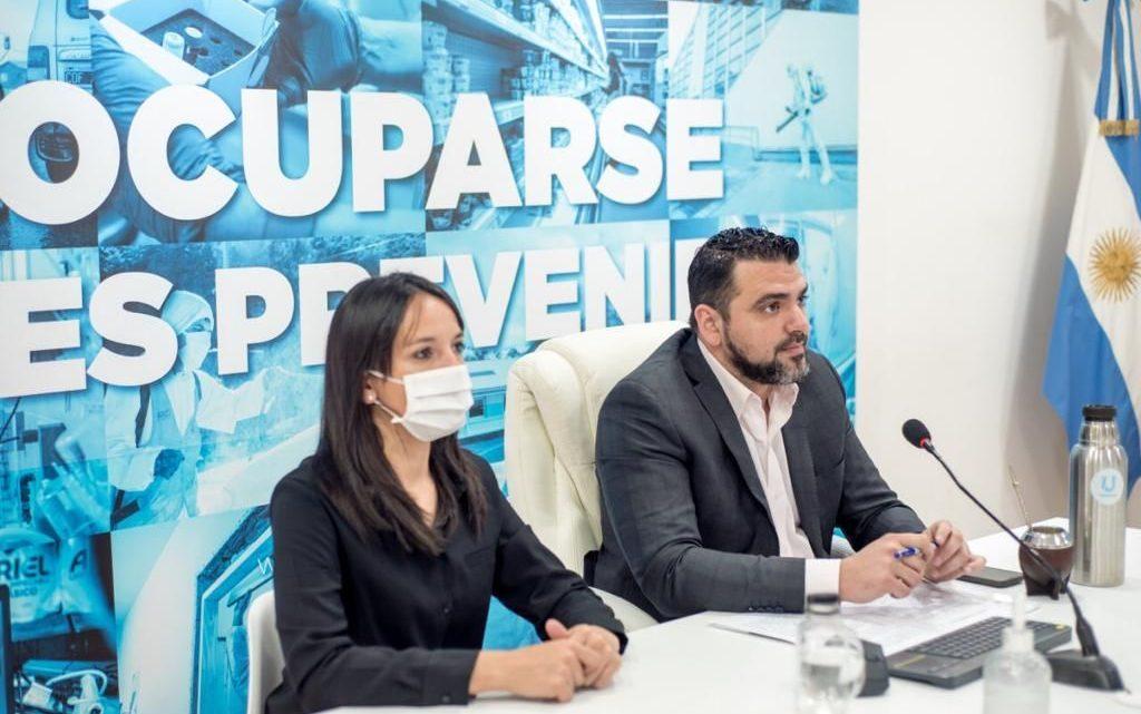 VUOTO ENCABEZÓ EL LANZAMIENTO DE UN CURSO DE CAPACITACIÓN PARA PYMES FUEGUINAS