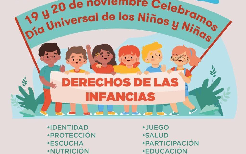 LA MUNICIPALIDAD DE USHUAIA ORGANIZA UNA INTERVENCIÓN VIRTUAL DE DOS JORNADAS PARA CELEBRAR LOS DERECHOS DE NIÑOS, NIÑAS Y ADOLESCENTES EN LA CIUDAD