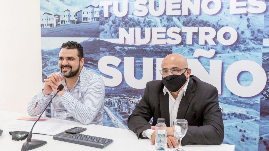 LA MUNICIPALIDAD DE USHUAIA ENTREGÓ TIERRAS A TRABAJADORES JUDICIALES