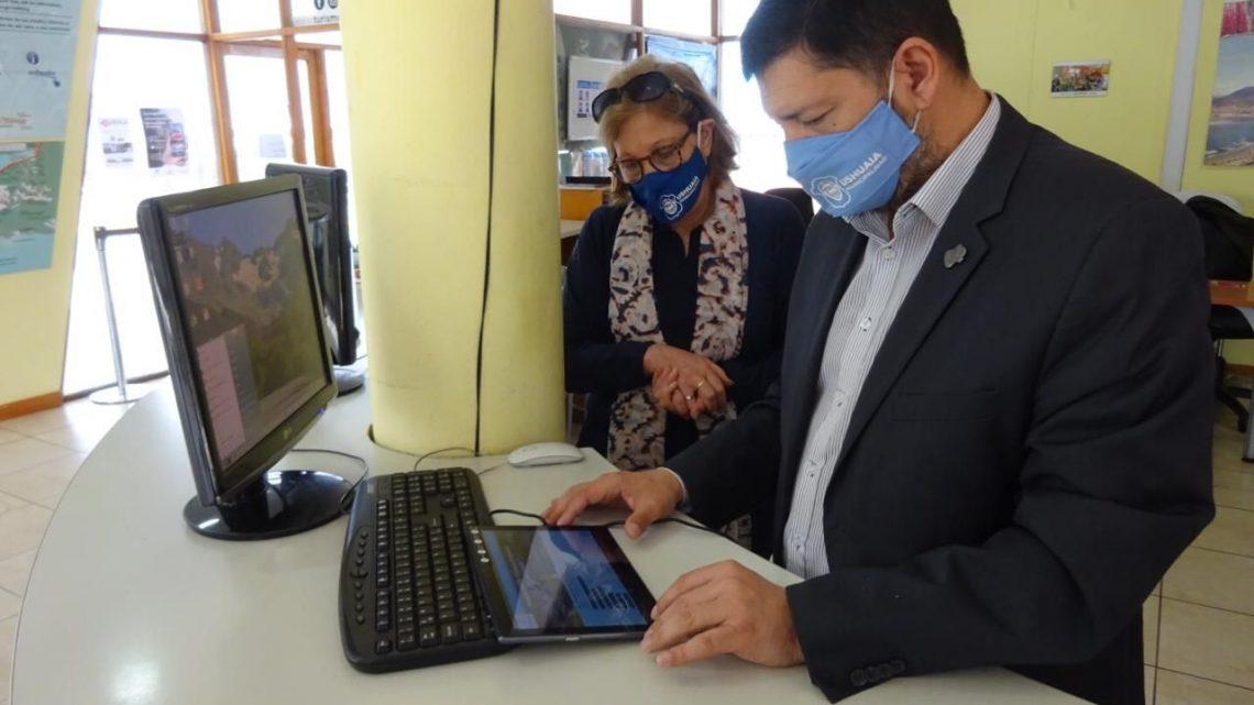 FERREYRA MANTUVO UNA REUNIÓN CON LOS TRABAJADORES DE INFORMACIÓN TURÍSTICA