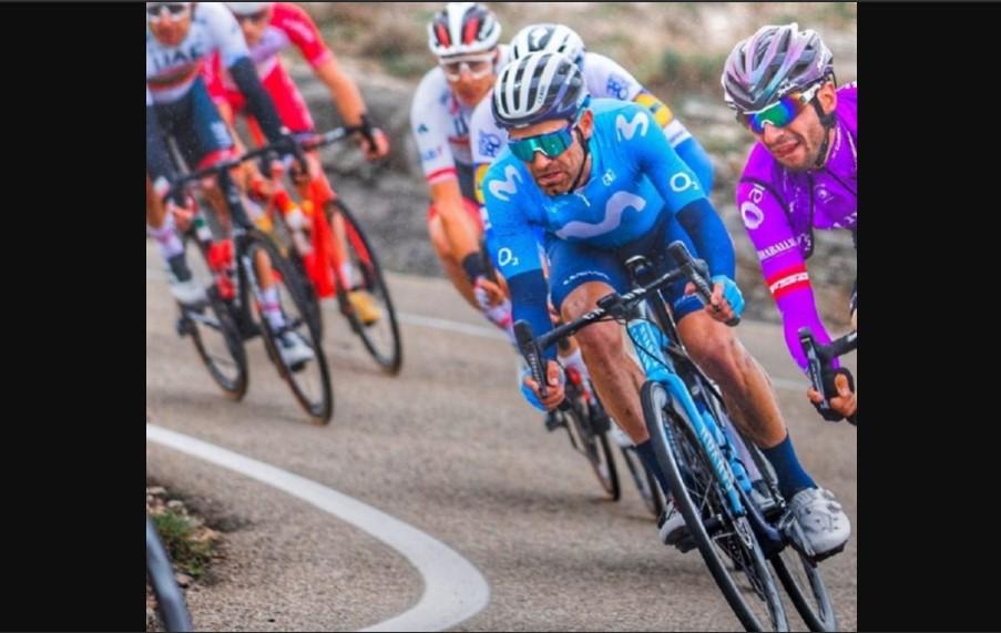 """Un ciclista mostró cómo quedó tras siete etapas en la Vuelta de España: """"Parece que duelen las piernas"""""""