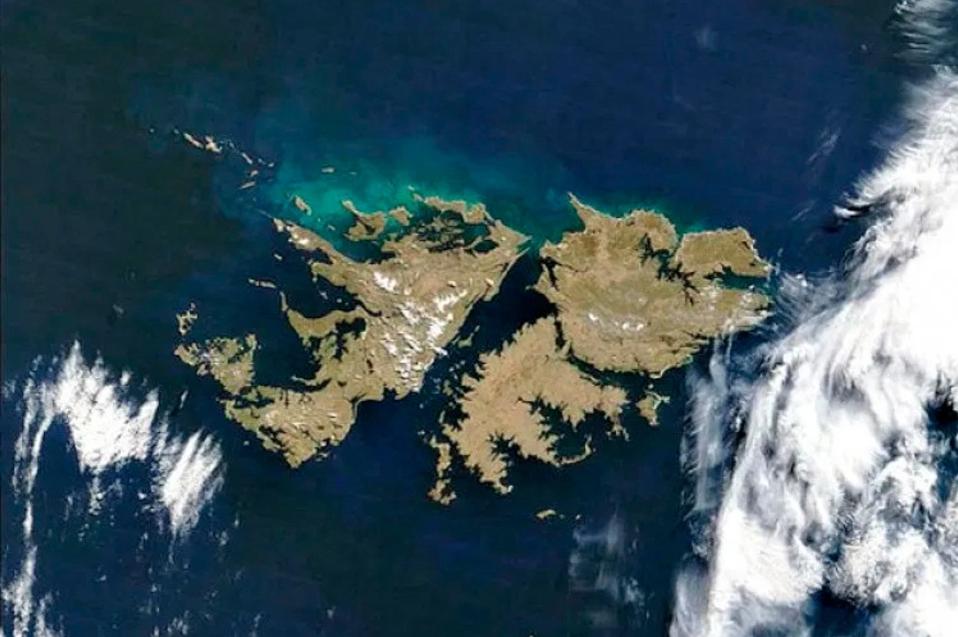 Para Amazon, las Malvinas no son territorio del Reino Unido