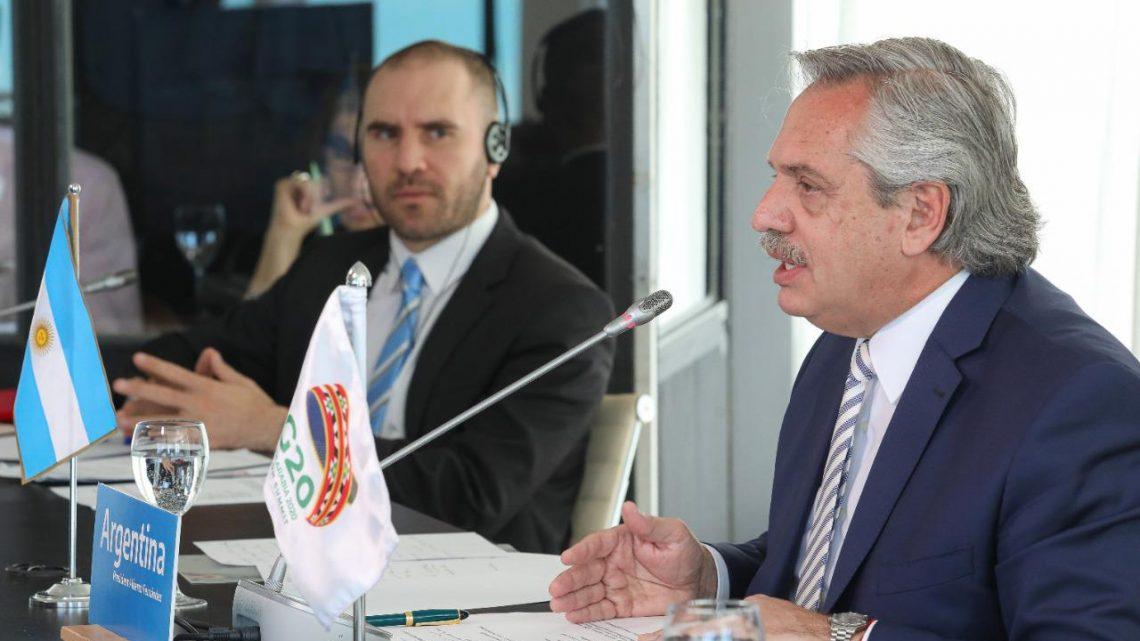 """Alberto Fernández en el G20: """"Advertimos que el riesgo de la segunda ola también existe en Latinoamérica"""""""