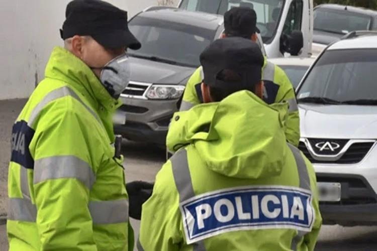 Conductor detenido en Ushuaia por ebriedad