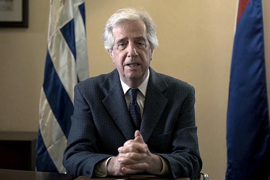Murió el expresidente Tabaré Vázquez, a los 80 años