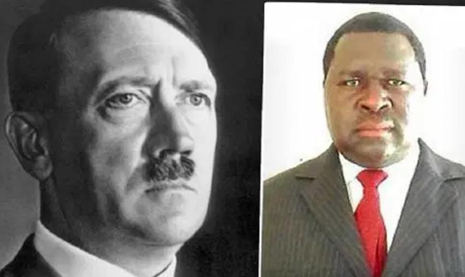 Se llama Adolf Hitler y arrasó en las elecciones de Namibia