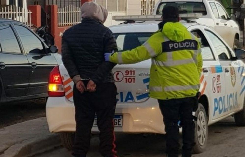 Detenidos y borracho despistado camino al Parque