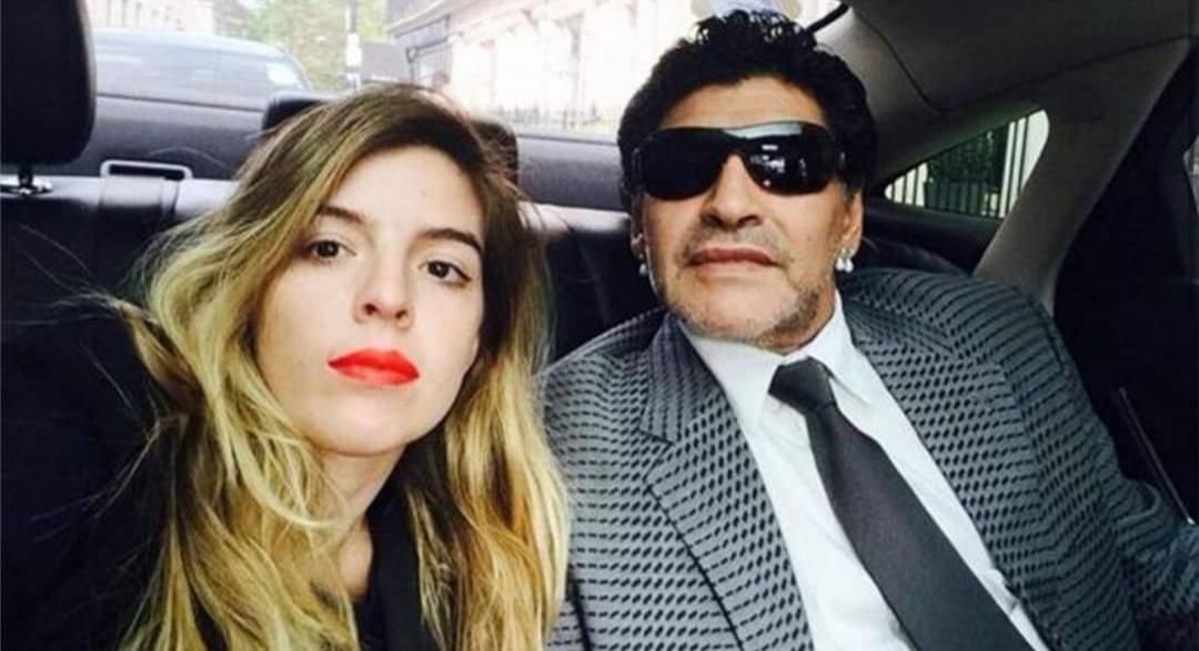 """Se filtró un audio de Diego Maradona en el que explica su ausencia a la boda de Dalma: """"Encima de ser ladrones, ahora se la agarran con mis hermanas"""""""