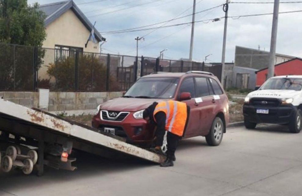 Tres detenidos por robo de motocicleta y uno por conducir ebrio