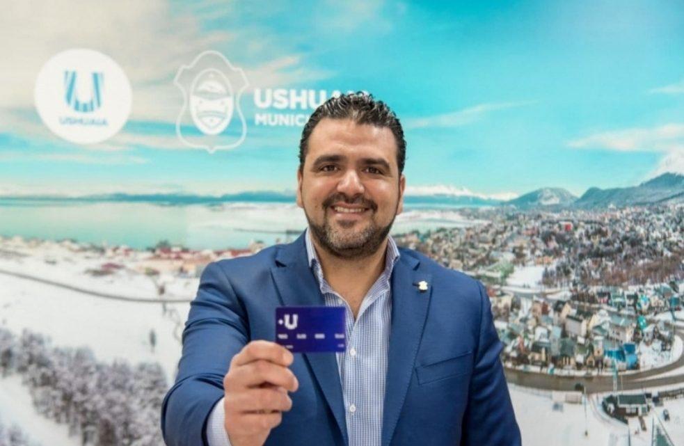 Vuoto presentó una tarjeta de descuentos para impulsar las ventas en comercios de Ushuaia