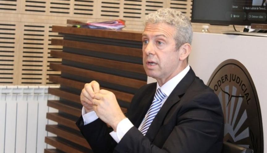 Ernesto Loffler fue electo juez del Superior Tribunal y el restante cargo quedó desierto