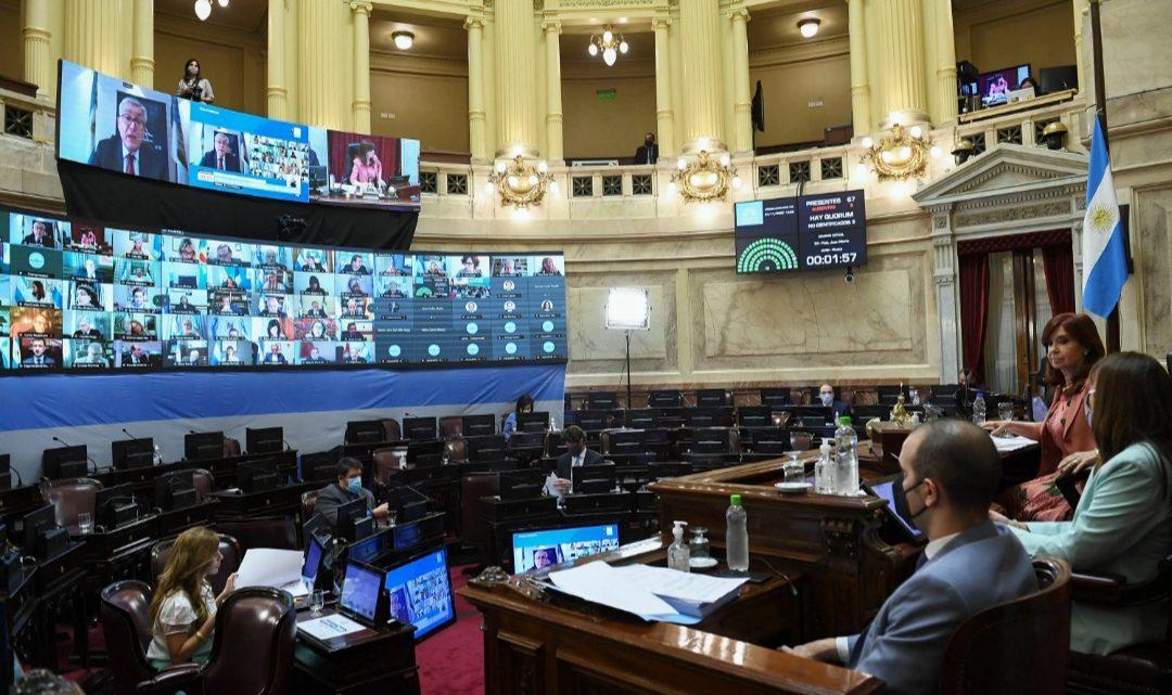 Aborto: Fuertes cruces y escenario de empate en el senado