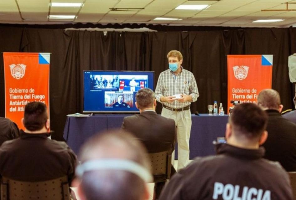Aumento salarial para Policias, Penitenciarios y profesionales de Salud