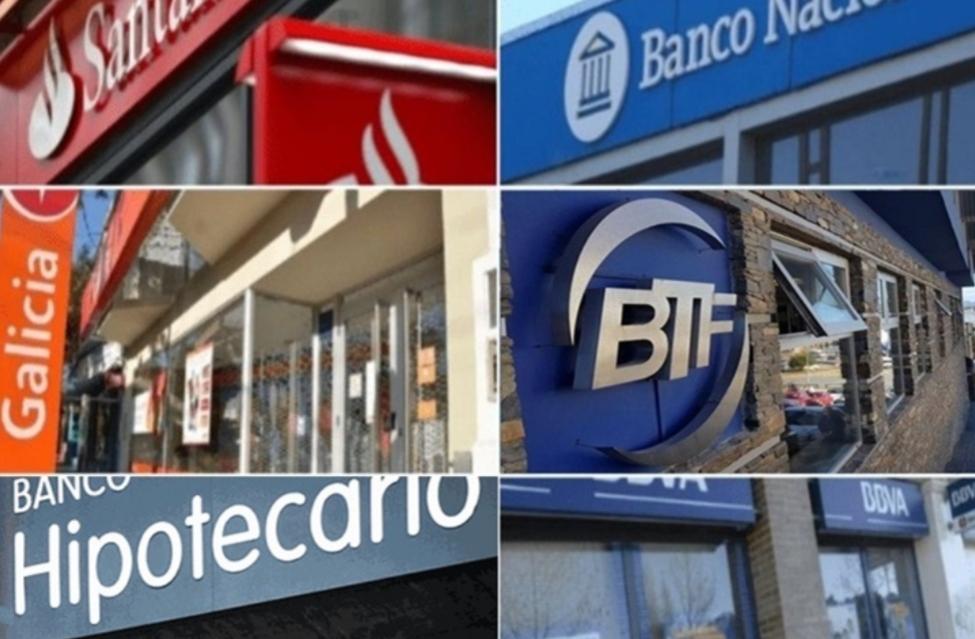 Bancos sin atencion al publico el 24 y el 31
