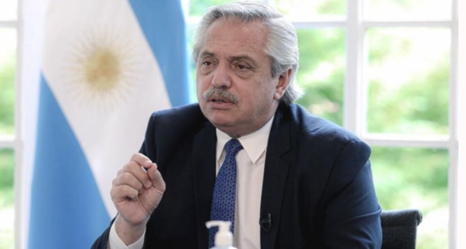 El Presidente extendió el aislamiento hasta el 31 de enero de 2021