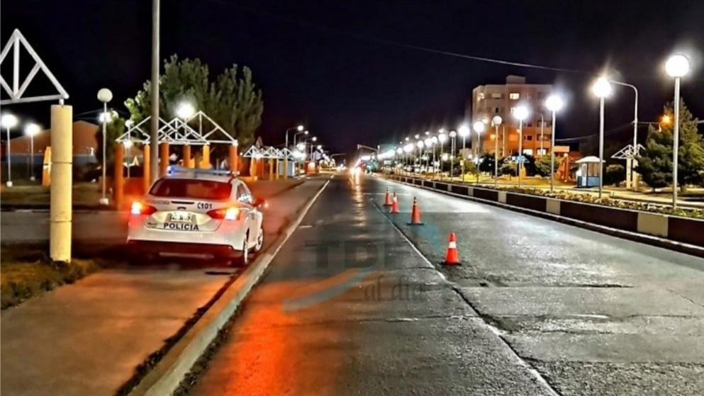Organismos de seguridad realizarán controles vehiculares durante las fiestas