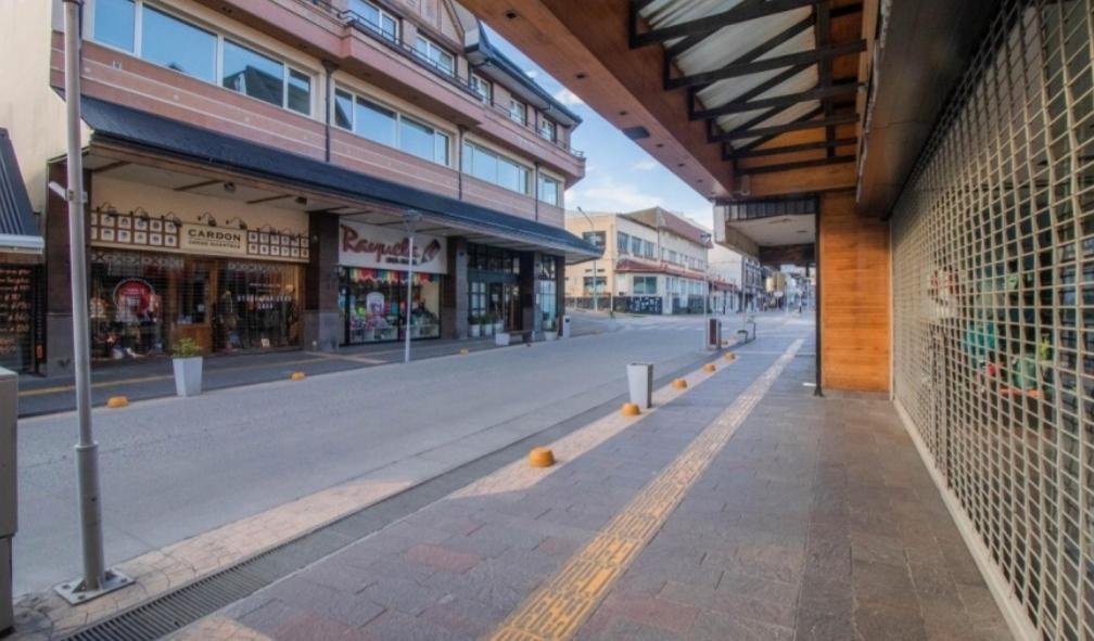 Tierra del Fuego es una de las cinco provincias más afectadas por el cierre de locales comerciales