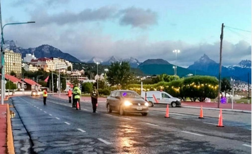 48 vehiculos incautados en Ushuaia