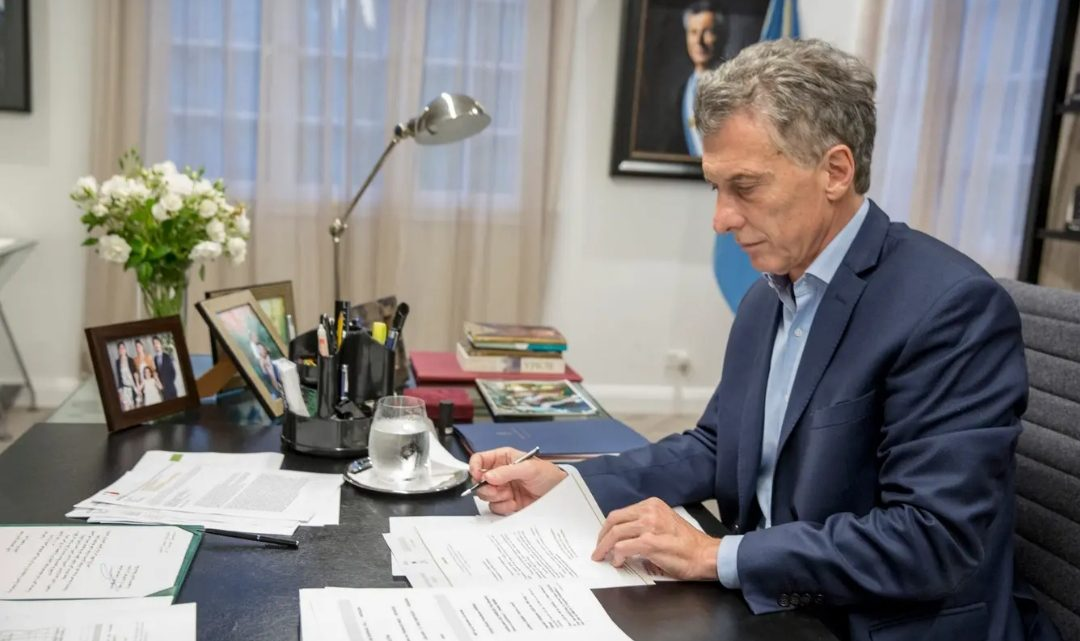 Mauricio Macri retuiteó un mensaje de El Dipy con una dura crítica al Gobierno