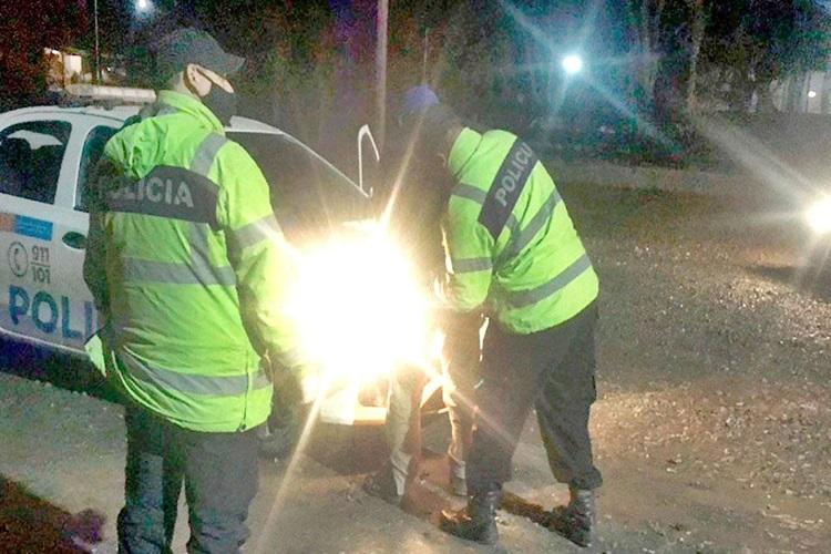 Madrugada de borrachos en Ushuaia, varios detenidos