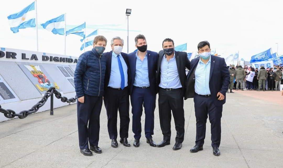 Malvinas: Alberto Fernández adelantó que vendrá a Río Grande para la Vigilia del 2 de Abril