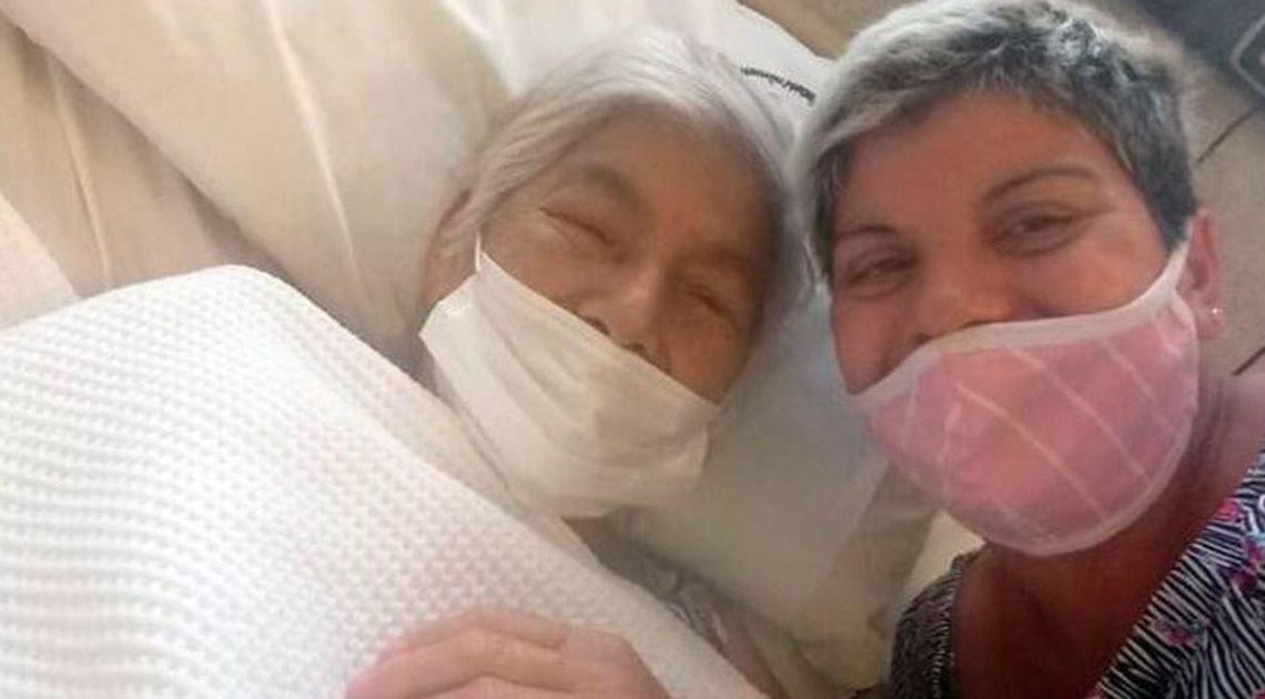 """Habló la mujer que """"revivió"""" camino a la morgue: """"Pensaba no volver más, pero acá estoy"""""""