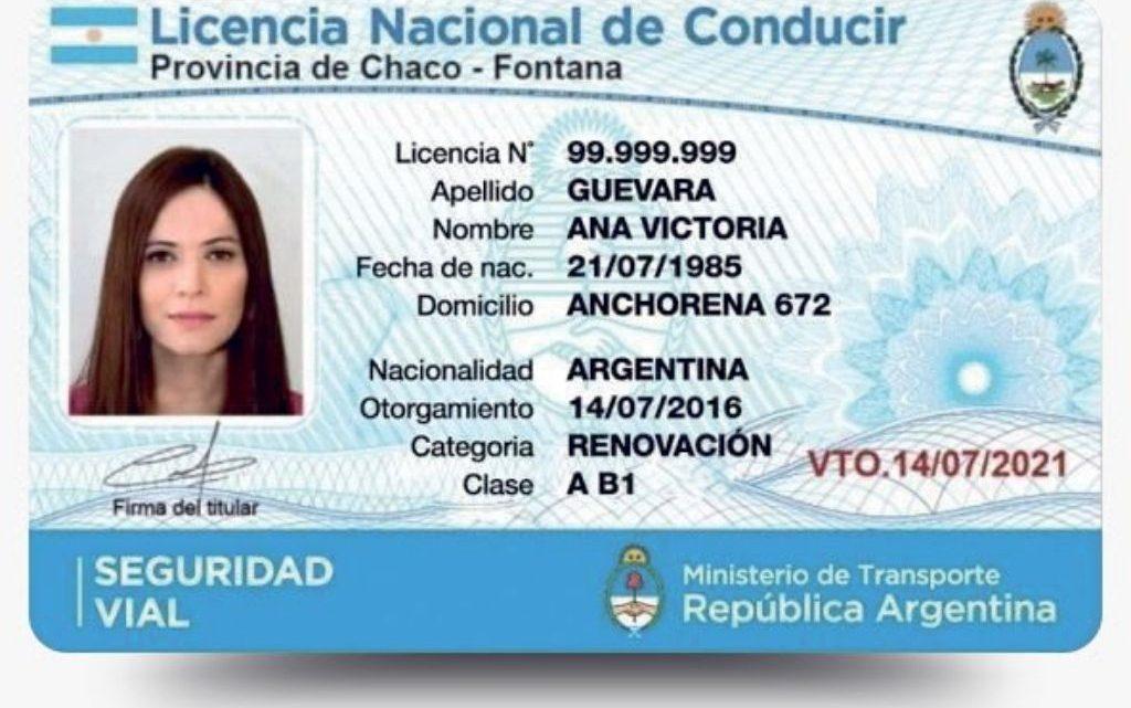 LA AGENCIA NACIONAL DE SEGURIDAD VIAL VALIDÓ LA PRÓRROGA DE LAS LICENCIAS DE CONDUCIR