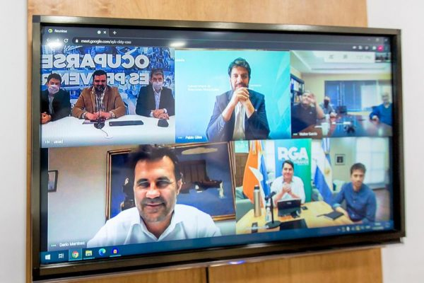 Tierra del Fuego está próxima a ser incorporada al Mercado Mayorista Eléctrico