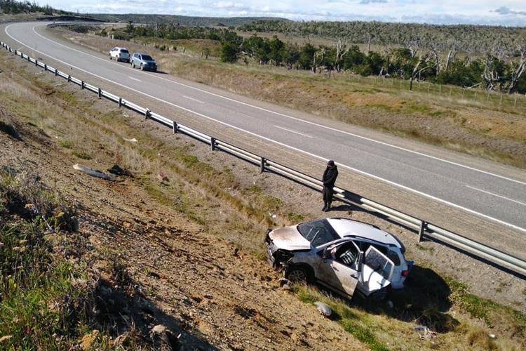Accidente en la Ruta 3, un muerto