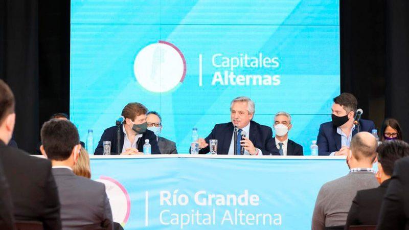 Alberto Fernández: «Tengo gratitud con cada ministro, cada gobernador y cada intendente»