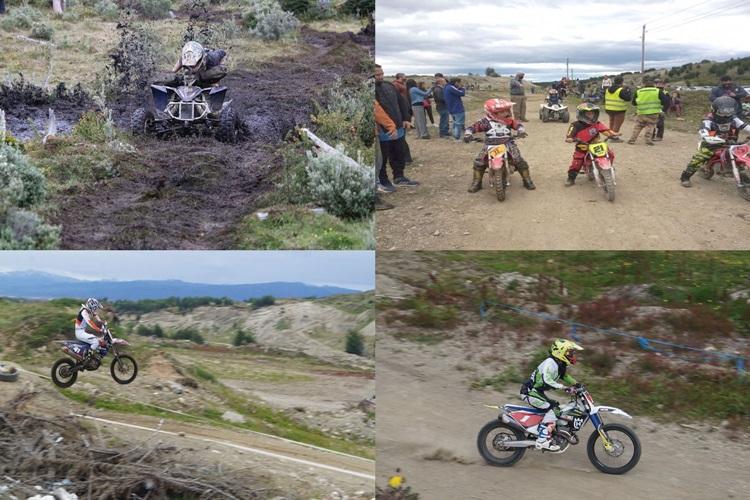 Volvio el motociclismo a Ushuaia