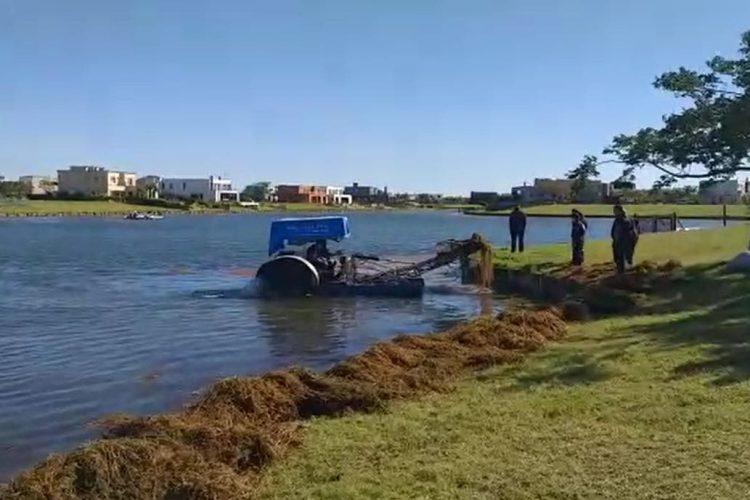 Encontraron el cuerpo del joven que se cayó del kayak en un country de Escobar