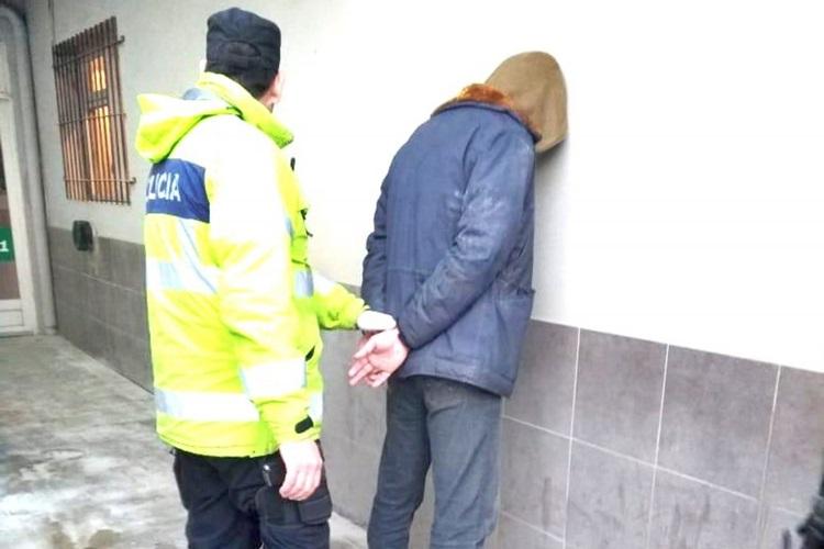 Detenido por robo a un comercio en Ushuaia