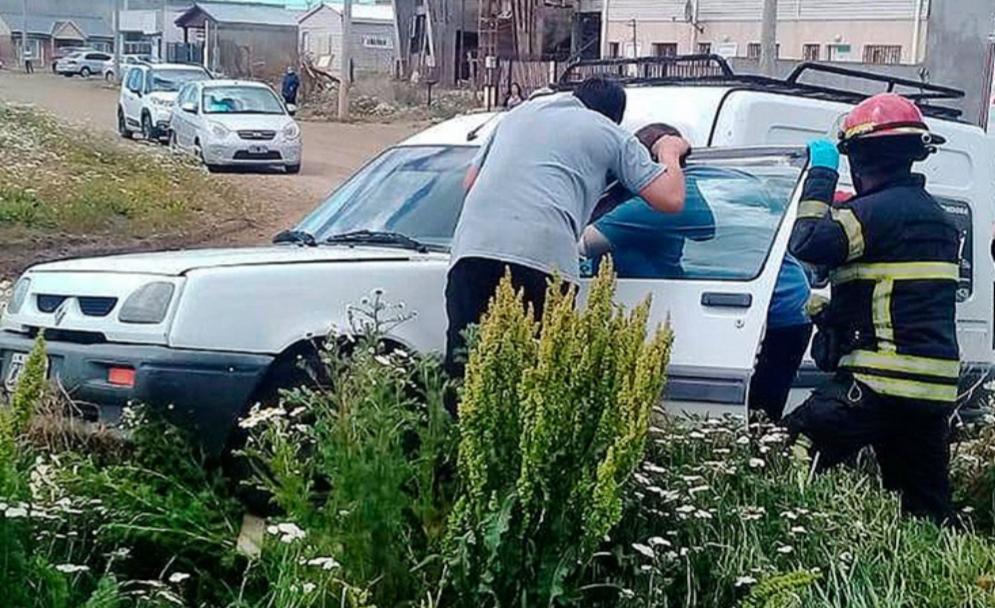 Conductor borracho protagoniza accidente con una lesionada