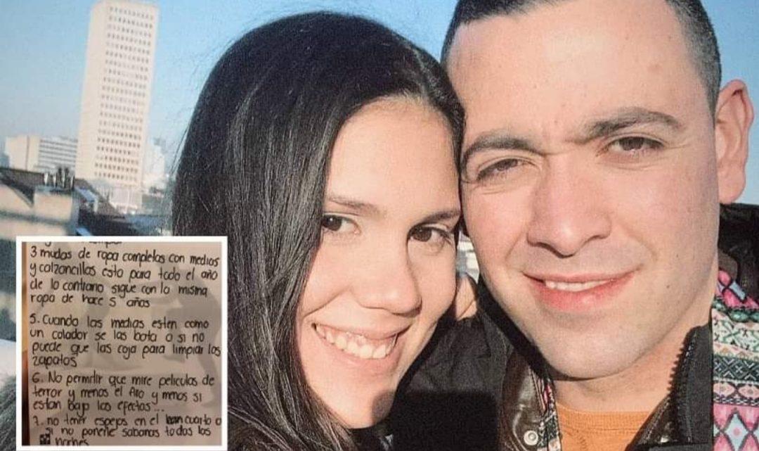 """Se fue a vivir con su novio y su suegra le dio una lista (completísima) de cómo cuidarlo: """"No se aceptan devoluciones"""""""