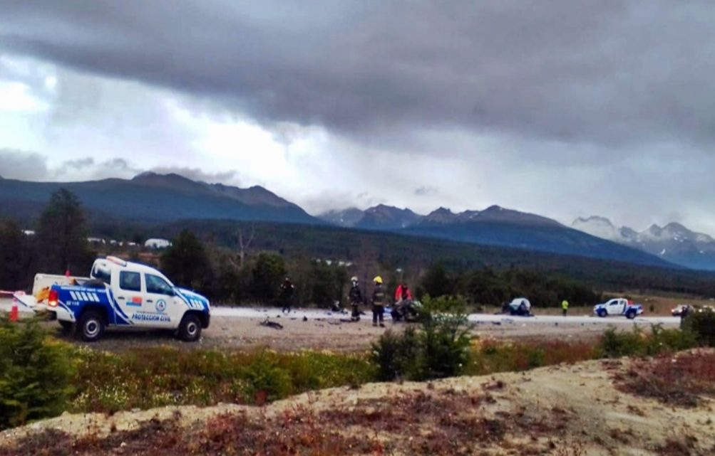 Accidente fatal en la Ruta 3