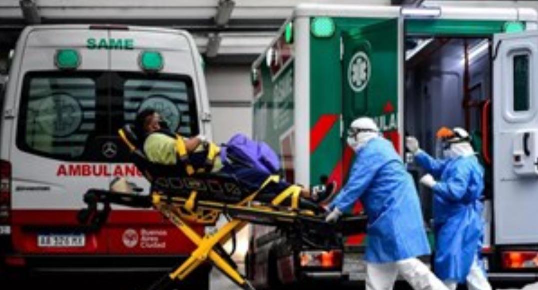 Coronavirus en Argentina: 68 nuevas muertes y casi 9 mil contagios