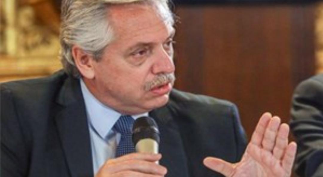 Alberto Fernández sobre las clases en 2021: «El retorno a las aulas es una necesidad»