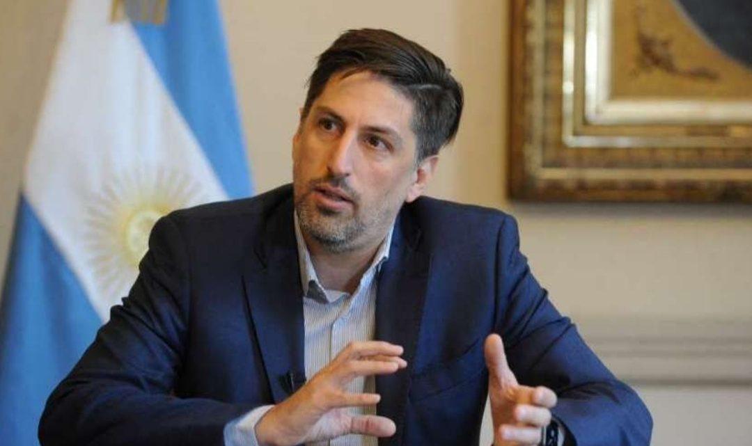 """Nicolás Trotta: """"La vacuna no es requisito para la vuelta de las clases"""""""