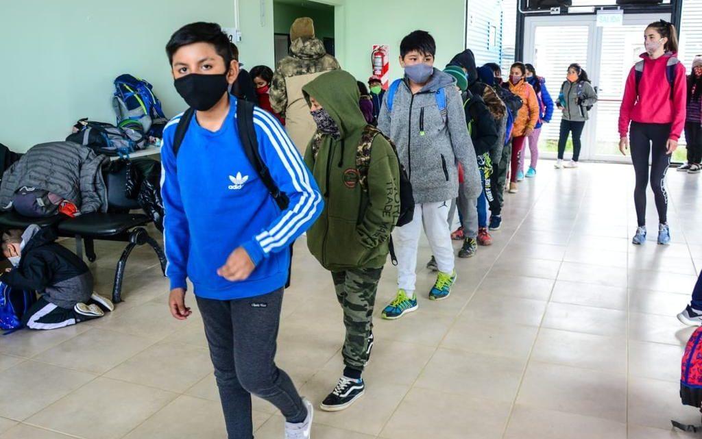En Ushuaia, más de 500 chicos ya disfrutan de las colonias organizadas por la Municipalidad