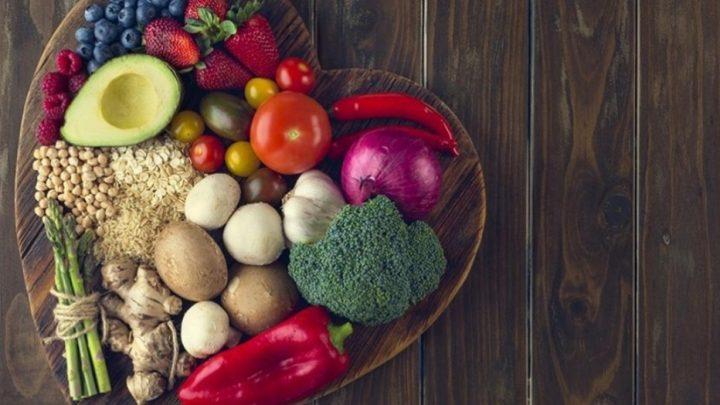 Atención: un cuerpo sano comienza por una buena alimentación