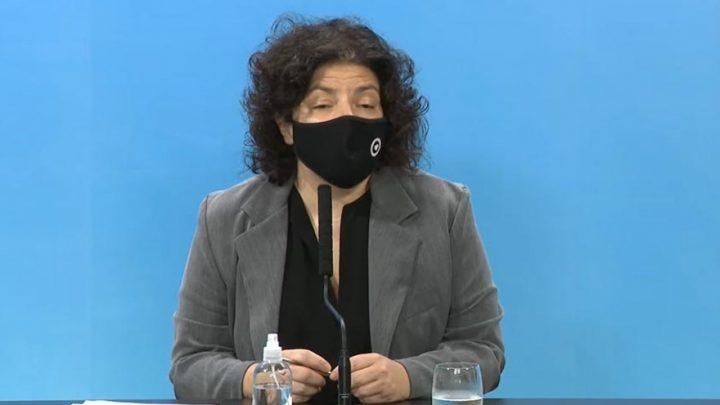 Vizzotti: «Hay Un Aumento Sostenido Y Acelerado De Casos» De Coronavirus