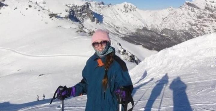 La autopsia reveló que la turista falleció por hipotermia