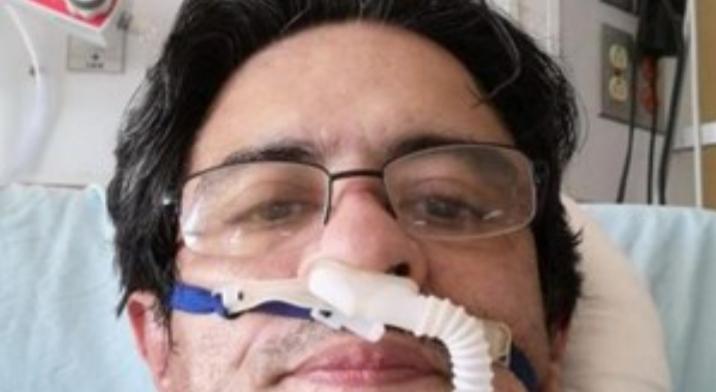 «Murió por cuidar imbéciles»: duro mensaje del hermano de un médico