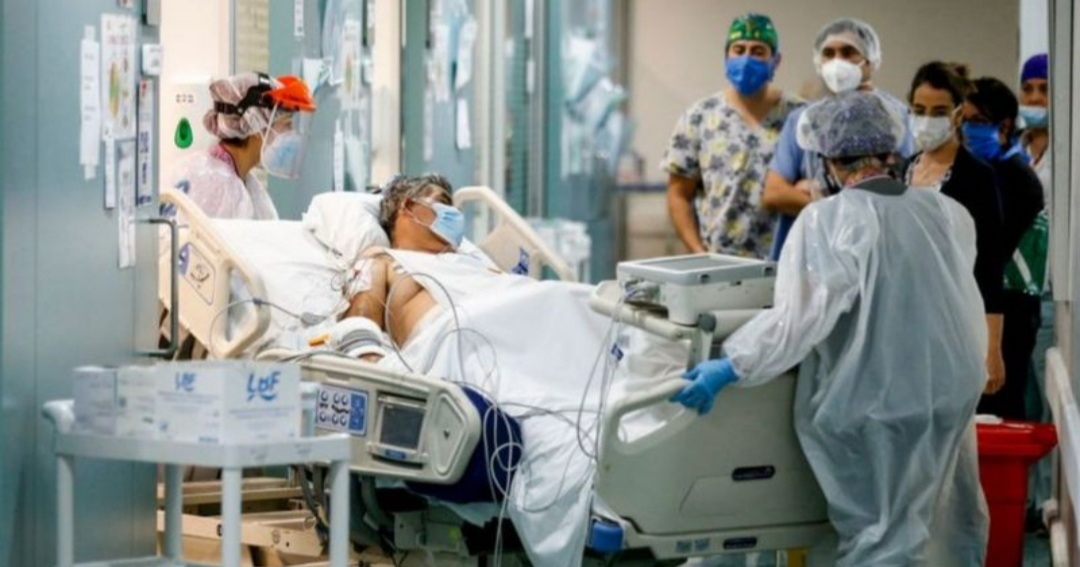 Chile sufrió su segunda cifra más alta de muertes en un solo día