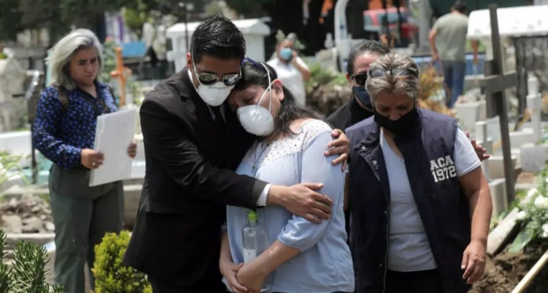 El mundo superó la cifra de 3 millones de muertes por coronavirus