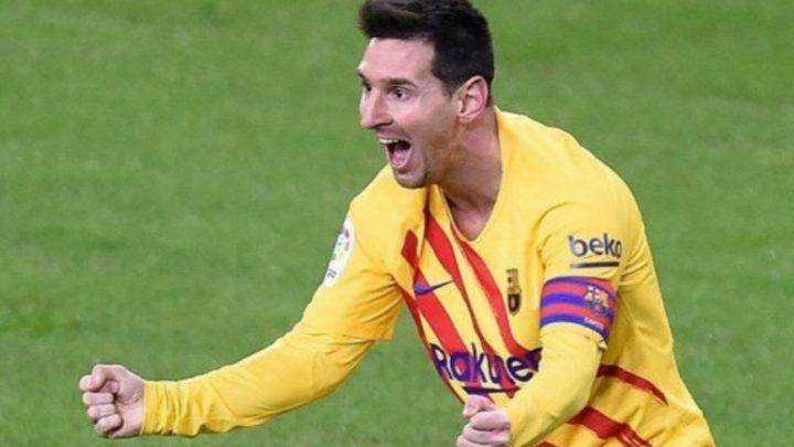 Messi brilló y Barcelona es campeón otra vez